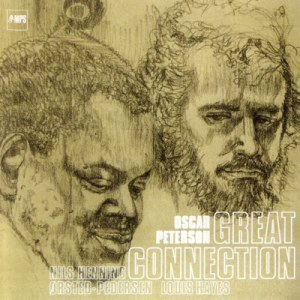 NHOP & Oscar Peterson 1971 Great Connection
