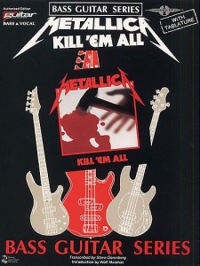 Kill n all Bass Guitar Series