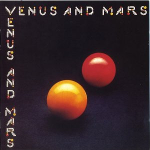 Paul McCartney & Wings 1975 - Venus and Mars