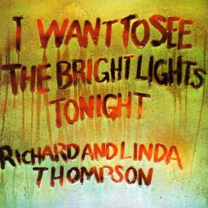 Richard and Linda Thompson front