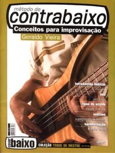-Toque de Mestre - Conceitos para Improvisação - Geraldo Vieira