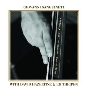 Giovanni Sanguinetti trio